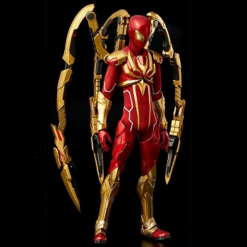 SEN-TI-NEL RE:EDIT IRON SPIDER
